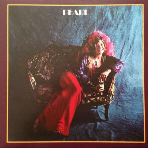 Janis Joplin Pearl LP 0