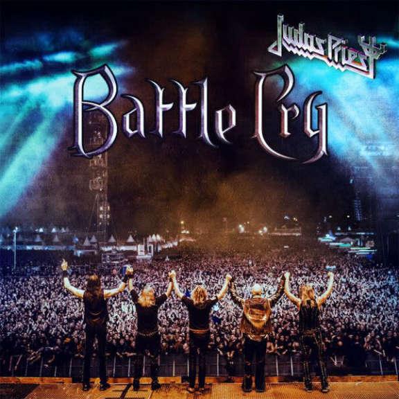 Judas Priest Battle Cry LP 2016