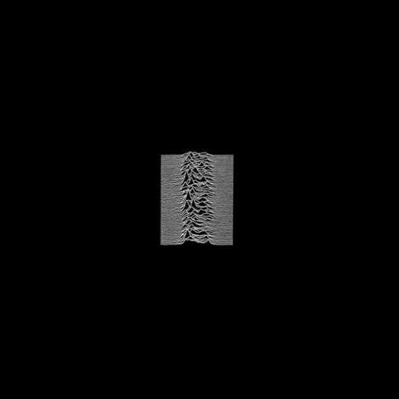 Joy Division Unknown Pleasures LP 2015