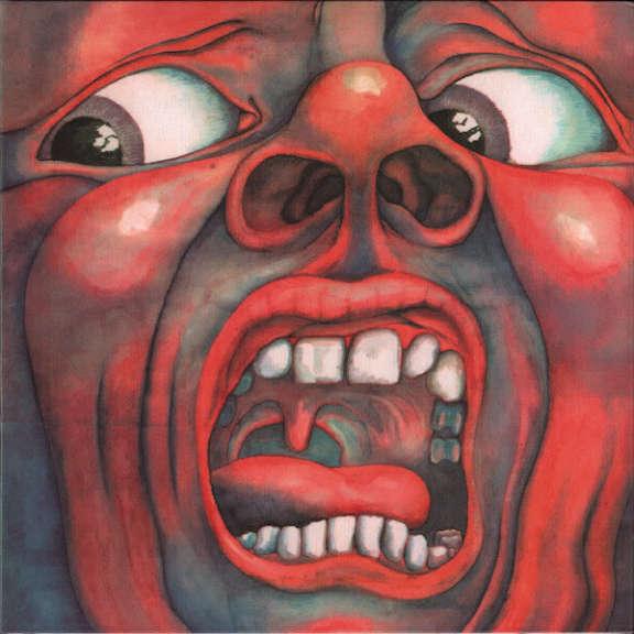 King Crimson In The Court Of The Crimson King LP 0