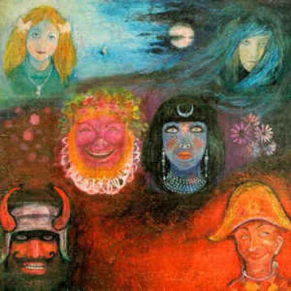 King Crimson In The Wake Of Poseidon LP 0