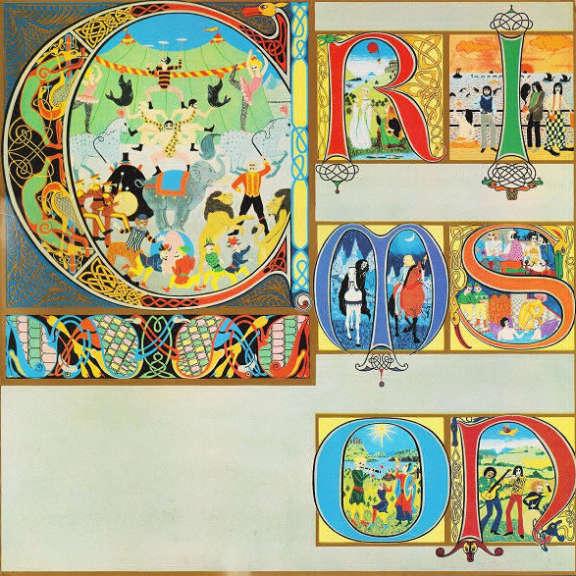 King Crimson Lizard LP 0