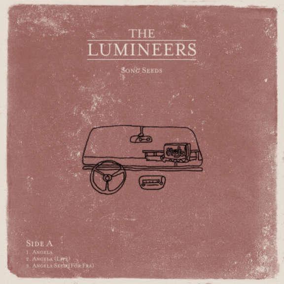 """Lumineers Song Seeds 12"""" LP 2017"""