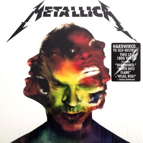 Metallica Hardwired...To Self-Destruct LP 0
