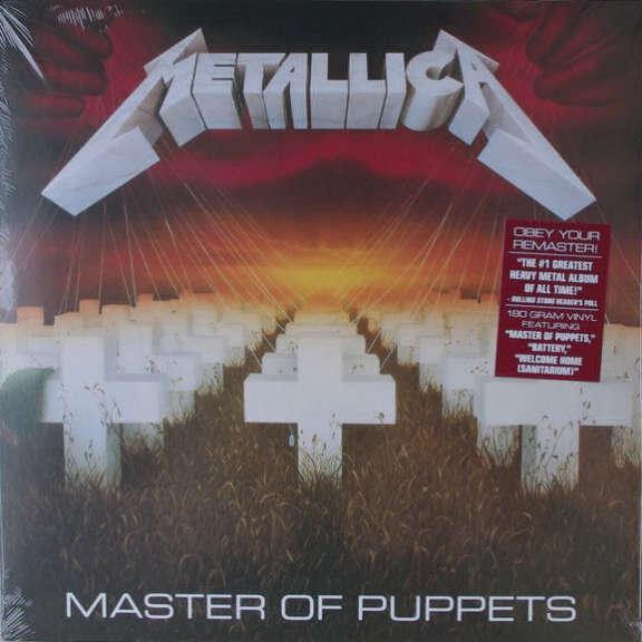 Metallica Master Of Puppets LP 0