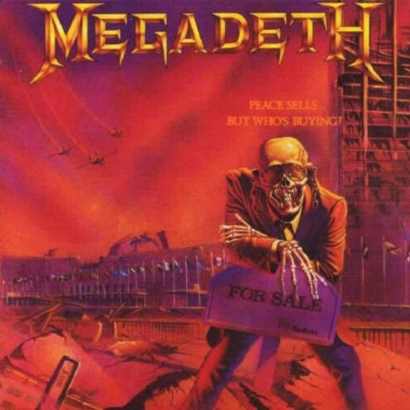 Megadeth Peace Sells... But Who's Buying? LP 0