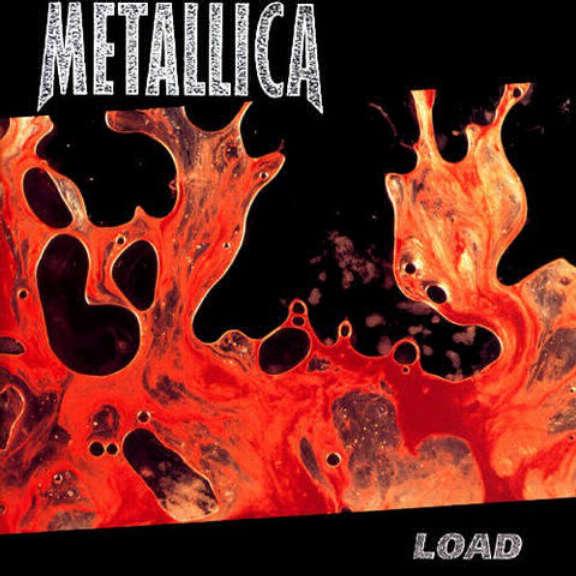 Metallica Load LP 2015