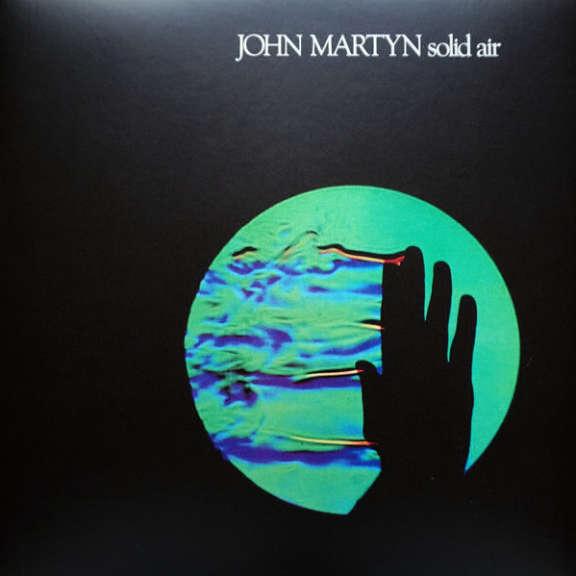 John Martyn Solid Air LP 0