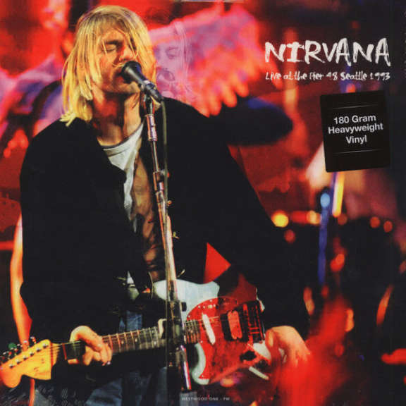 Nirvana Live At The Pier 48 Seattle 1993 LP 2015