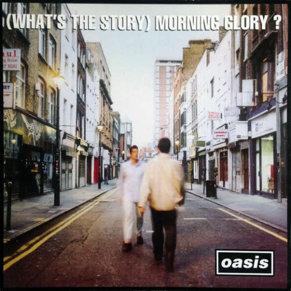 Oasis (What's The Story) Morning Glory? LP 0