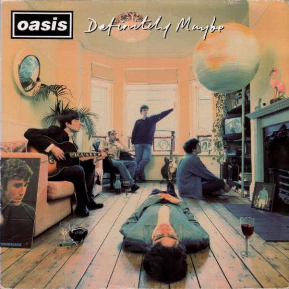 Oasis Definitely Maybe LP 0