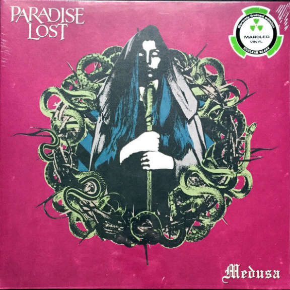 Paradise Lost Medusa LP 2017