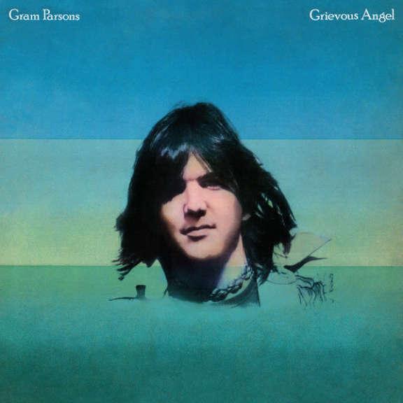 Gram Parsons Grievous Angel LP 0