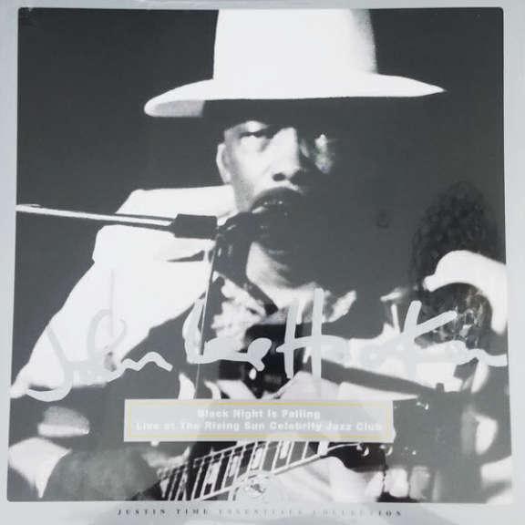 John Lee Hooker Black Night Is Falling: Live at the Rising Sun Celebrity Jazz Club LP 2017