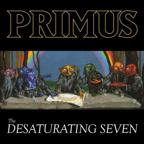 Priimus The Desaturating Seven LP 2017