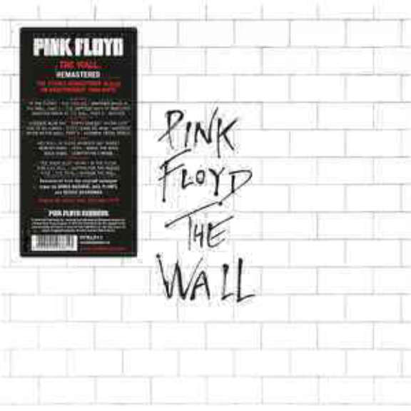 Pink Floyd The Wall LP 2016