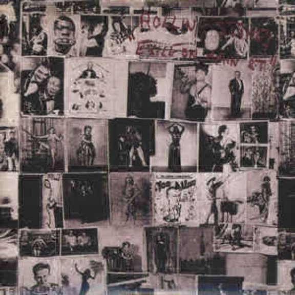 Rolling Stones Exile On Main St. LP 0