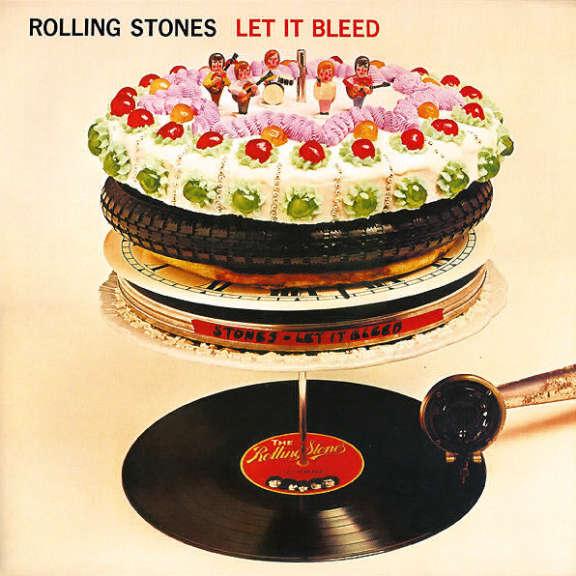 Rolling Stones Let It Bleed LP 0