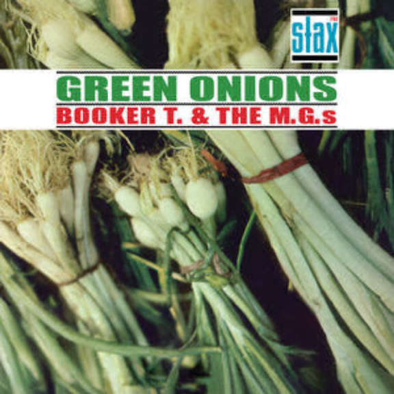 Booker T & The M.G.s Green Onions LP 2017