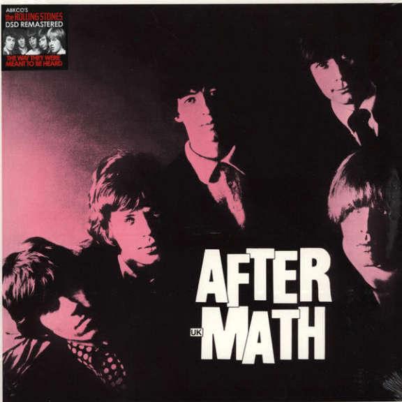 Rolling Stones Aftermath UK LP 0