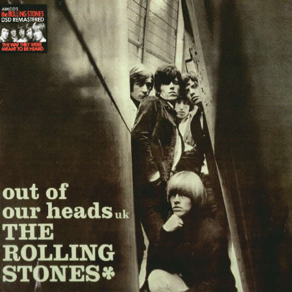 Rolling Stones Out Of Our Heads UK LP 0