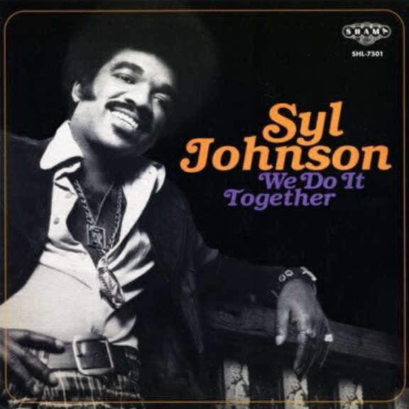 Syl Johnson We Do It Together LP 0