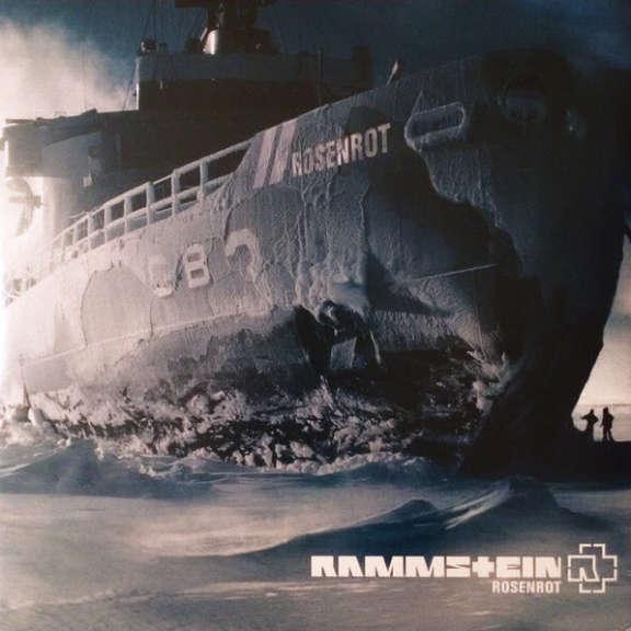 Rammstein Rosenrot LP 2017