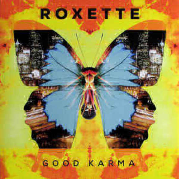 Roxette Good Karma LP 2016