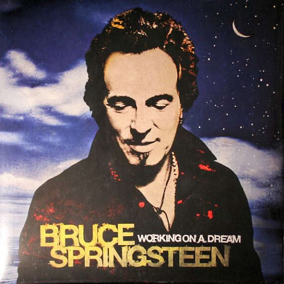 Bruce Springsteen Working On A Dream LP 0