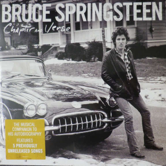 Bruce Springsteen Chapter And Verse LP 2016