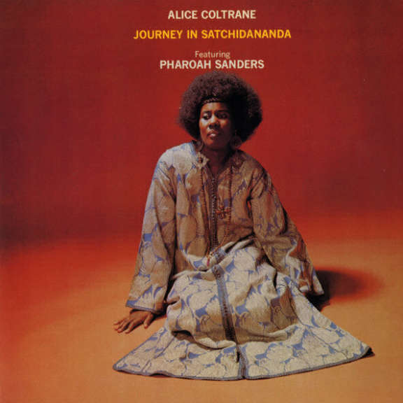 Alice Coltrane Journey In Satchidananda LP 2010