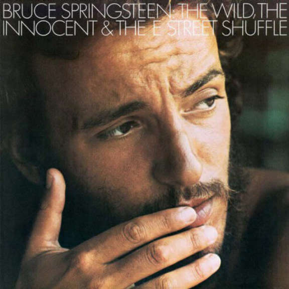 Bruce Springsteen The Wild, The Innocent & The E Street Shuffle LP 2015