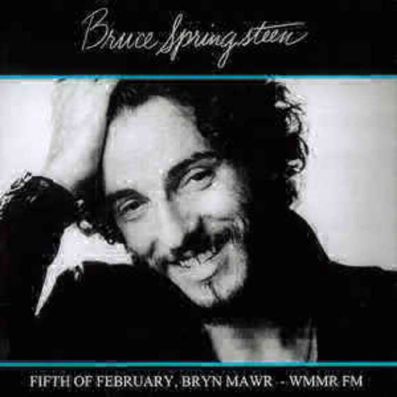 Bruce Springsteen Fifth Of February, Bryn Mawr WMMR Fm LP 2015