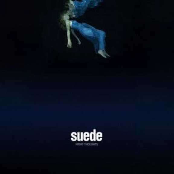 Suede Night Thoughts LP 2016