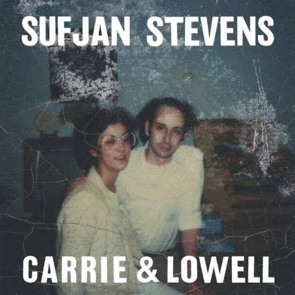 Sufjan Stevens Carrie & Lowell LP 2015