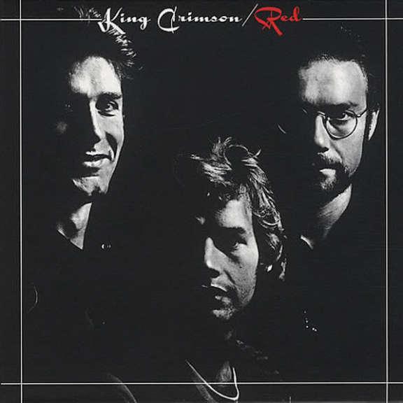 King Crimson Red LP 2013