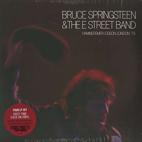 Bruce Springsteen Hammersmith Odeon, London '75 LP 2017