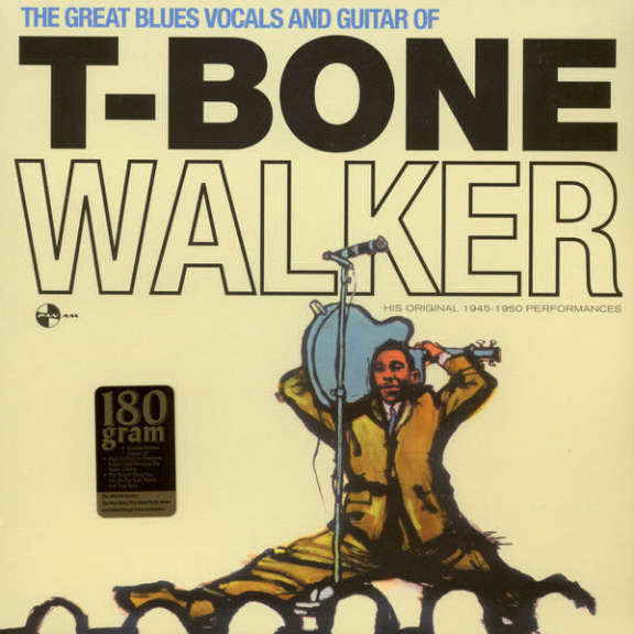 T-Bone Walker The Great Blues Vocals and Guitar of LP 2017