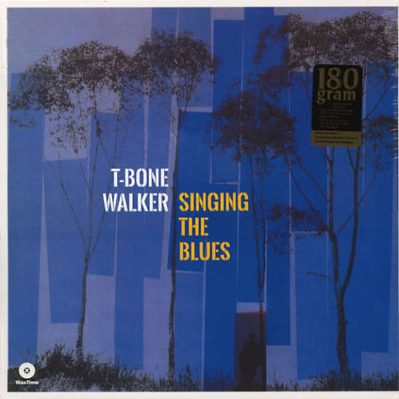 T-Bone Walker Singing the Blues LP 2016