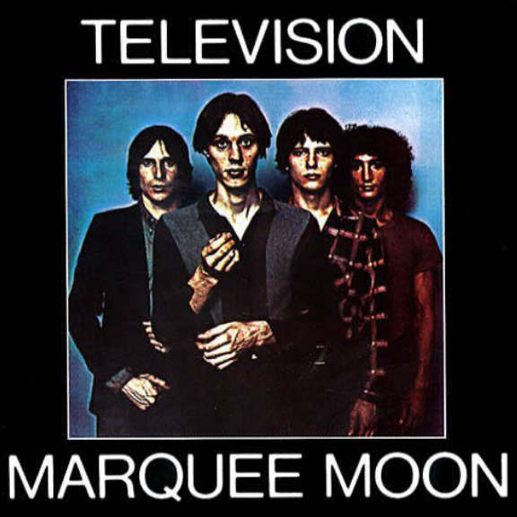 Television Marquee Moon LP 0