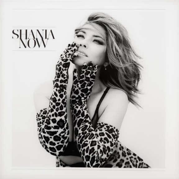 Shania Twain Now LP 0