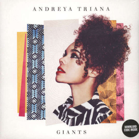 Andreya Triana Giants LP 0