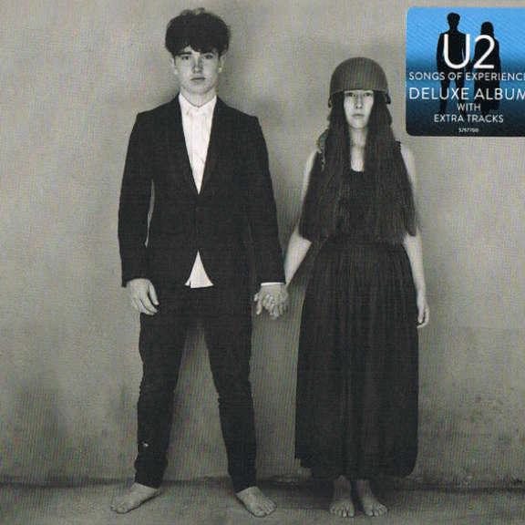 U2 Songs Of Experience (blue vinyl) LP 2017