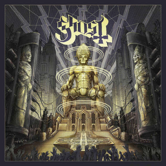 Ghost Ceremony and Devotion LP 0