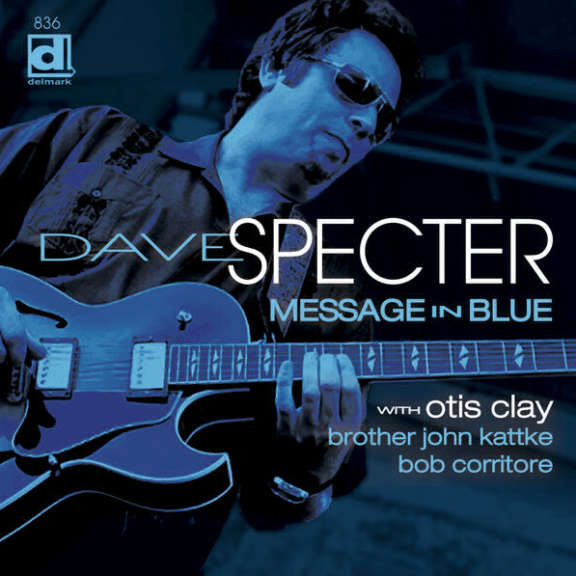 Dave Specter Message in Blue LP 2014