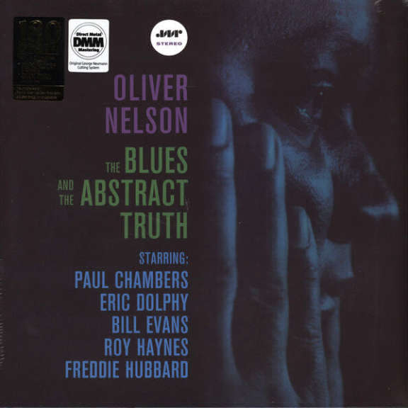 Oliver Nelson The Blues And the Abstract Truth LP 2013