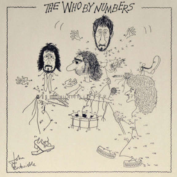 Who The Who by Numbers LP 2015