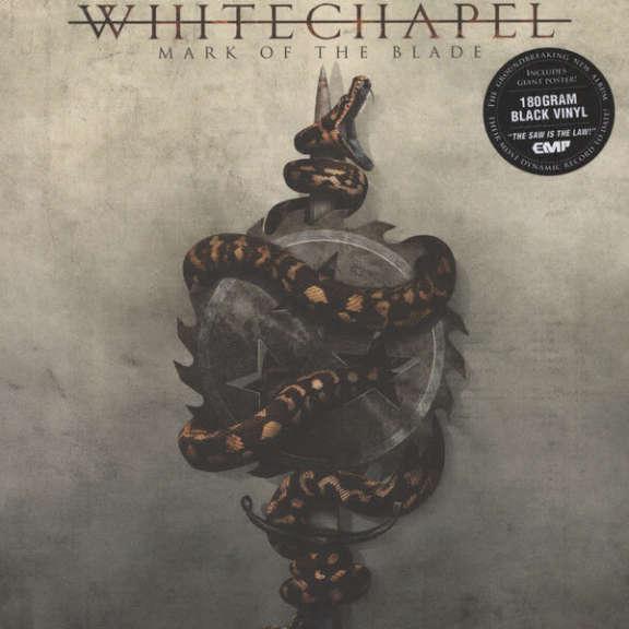 Whitechapel Mark Of The Blade LP 2016