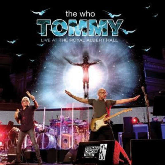 Who Tommy - Live At The Royal Albert Hall LP 2017