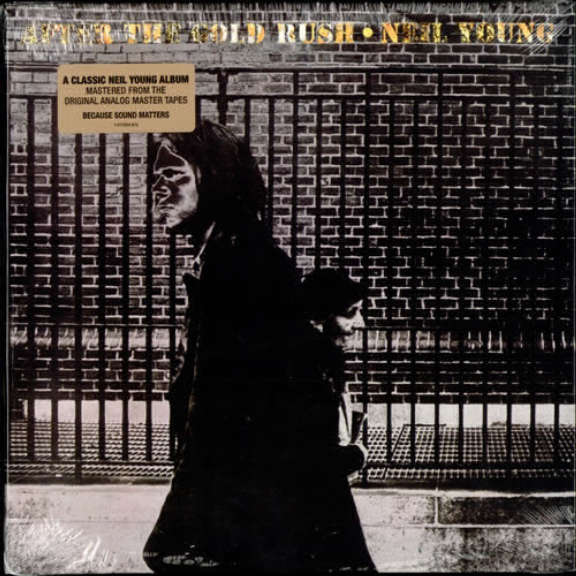 Neil Young After The Gold Rush LP 0